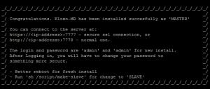 Cara Install Kloxo-MR di VPS Centos (Control Panel Gratis)