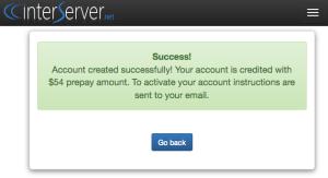 Web Hosting Gratis dari Interserver untuk Pelajar