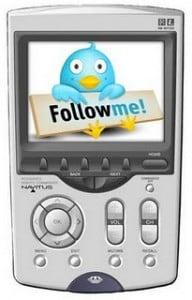 Mengendalikan Komputer dengan Twitter di Handphone